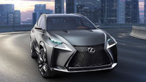 Lexus LF-NX Turbo concept set for Tokyo Motor Show arrival