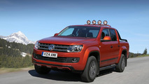 Volkswagen Amarok Canyon special edition announced (UK)