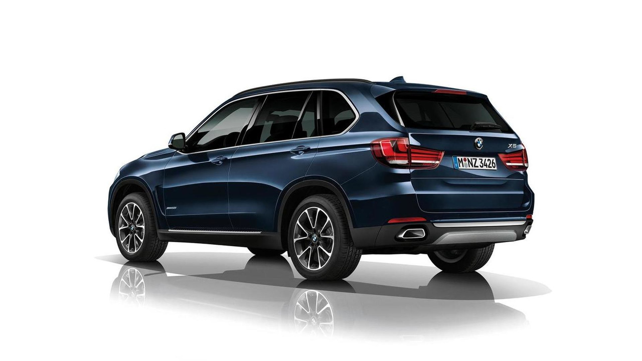 2013 BMW X5 Security Plus concept 09.09.2013