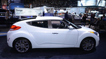 Hyundai Veloster RE:FLEX Edition live in Chicago