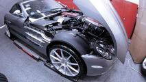 Mercedes McLaren SLR Roadster by Famous Parts