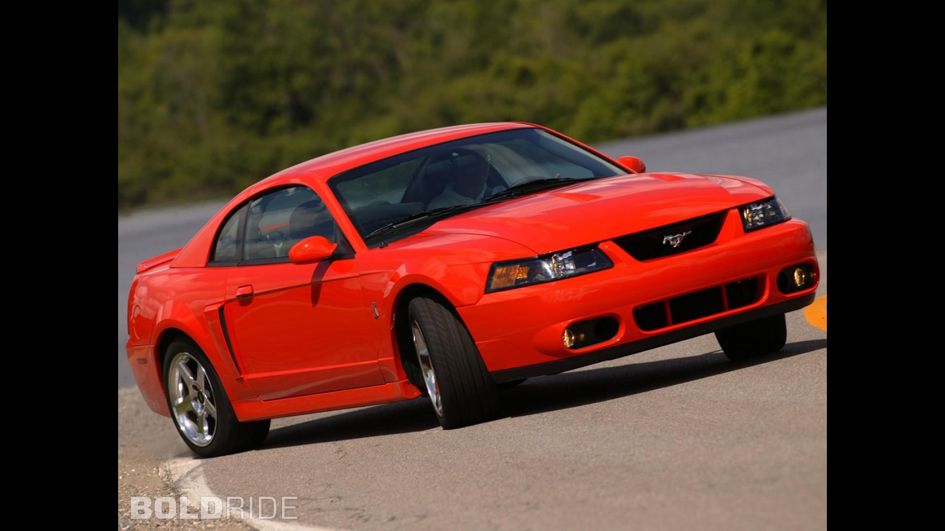 Ford mustang svt cobra - Mustang cobra ...