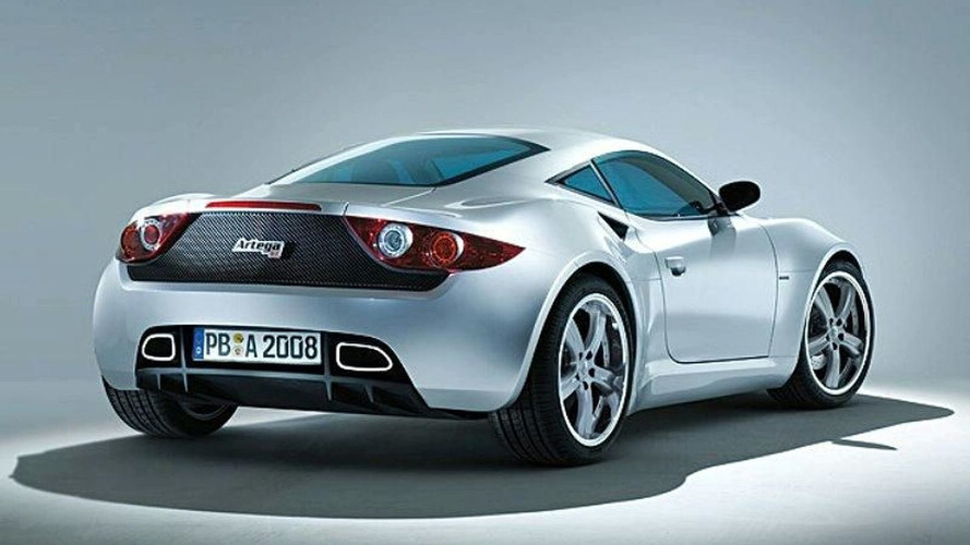 Artega GT Arriving Summer 2008