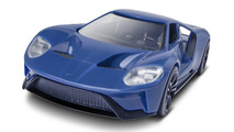 Free Ford GT snap kit heading to Detroit