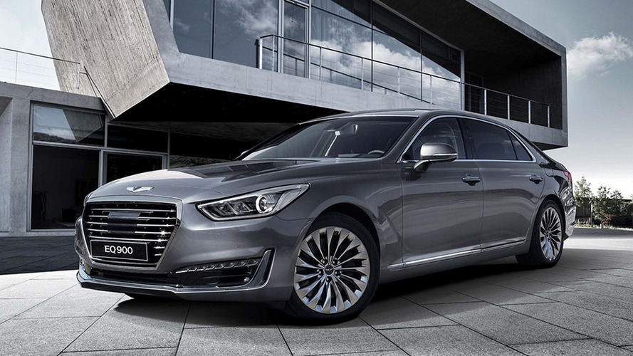 Genesis G90 lenghty video provides best look yet