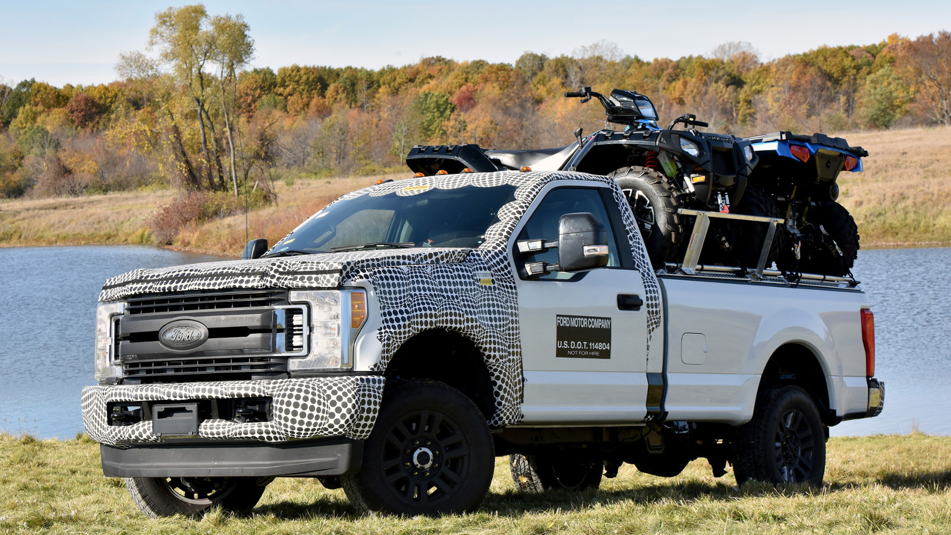 2017 Ford F-Series Super Duty was tested to extremes [video]
