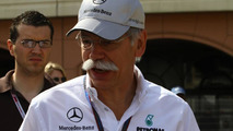 Mercedes committed to F1 after disappointing season