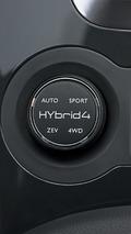 Peugeot 3008 HYbrid4 announced -  world's first diesel full hybrid vehicle
