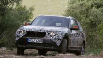 BMW X1 Production Prototype