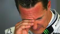 Schumacher not taking criticisms seriously