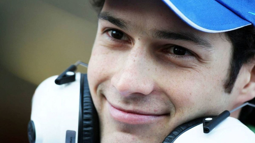 Senna hopeful of 2010 F1 debut