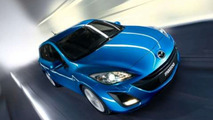 Mazda3 five door hatchback first images