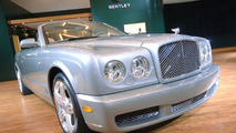 Bentley Azure T at 2008 Los Angeles Motor Show