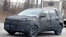 2012 U.S. market Ford Kuga/Escape spied