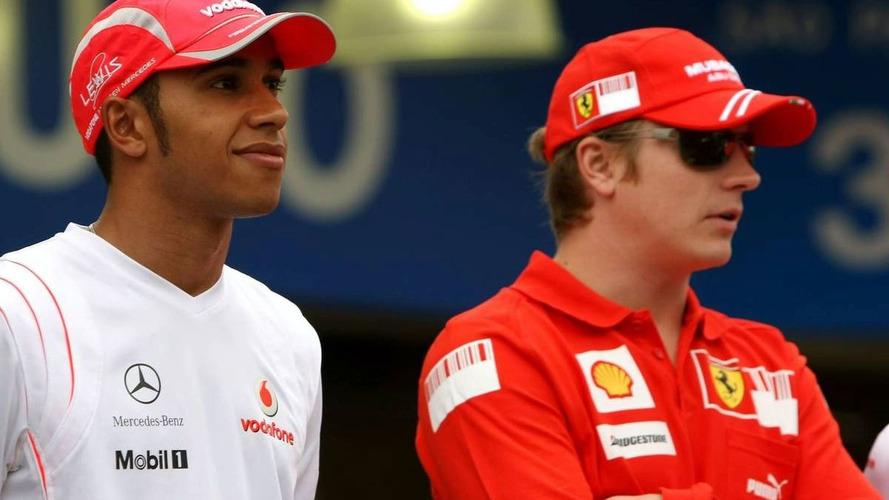 Raikkonen signs agreement with McLaren - report