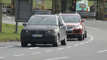 Volkswagen Touareg spied with new details