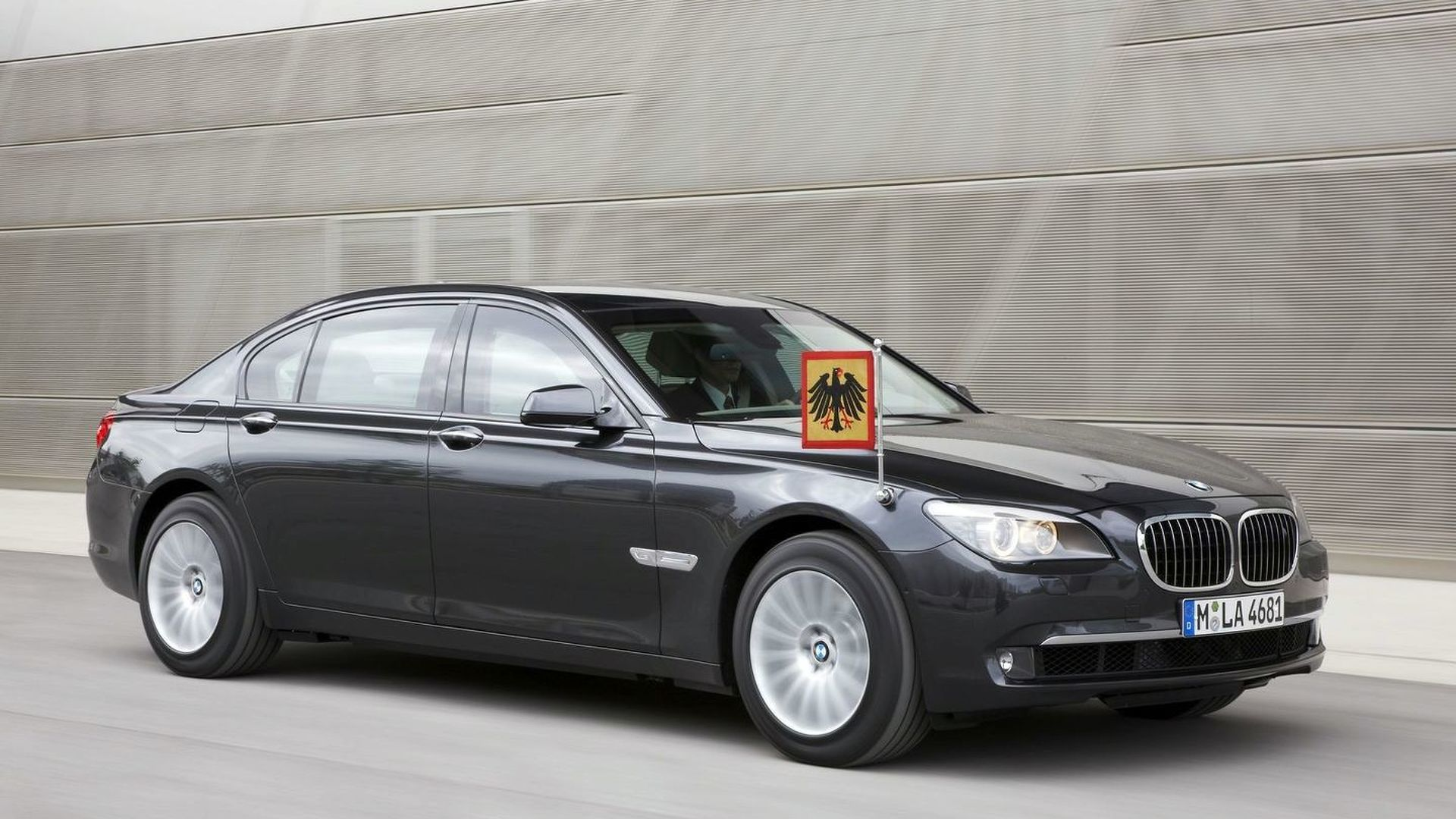 New BMW 7 Series High Security Announced