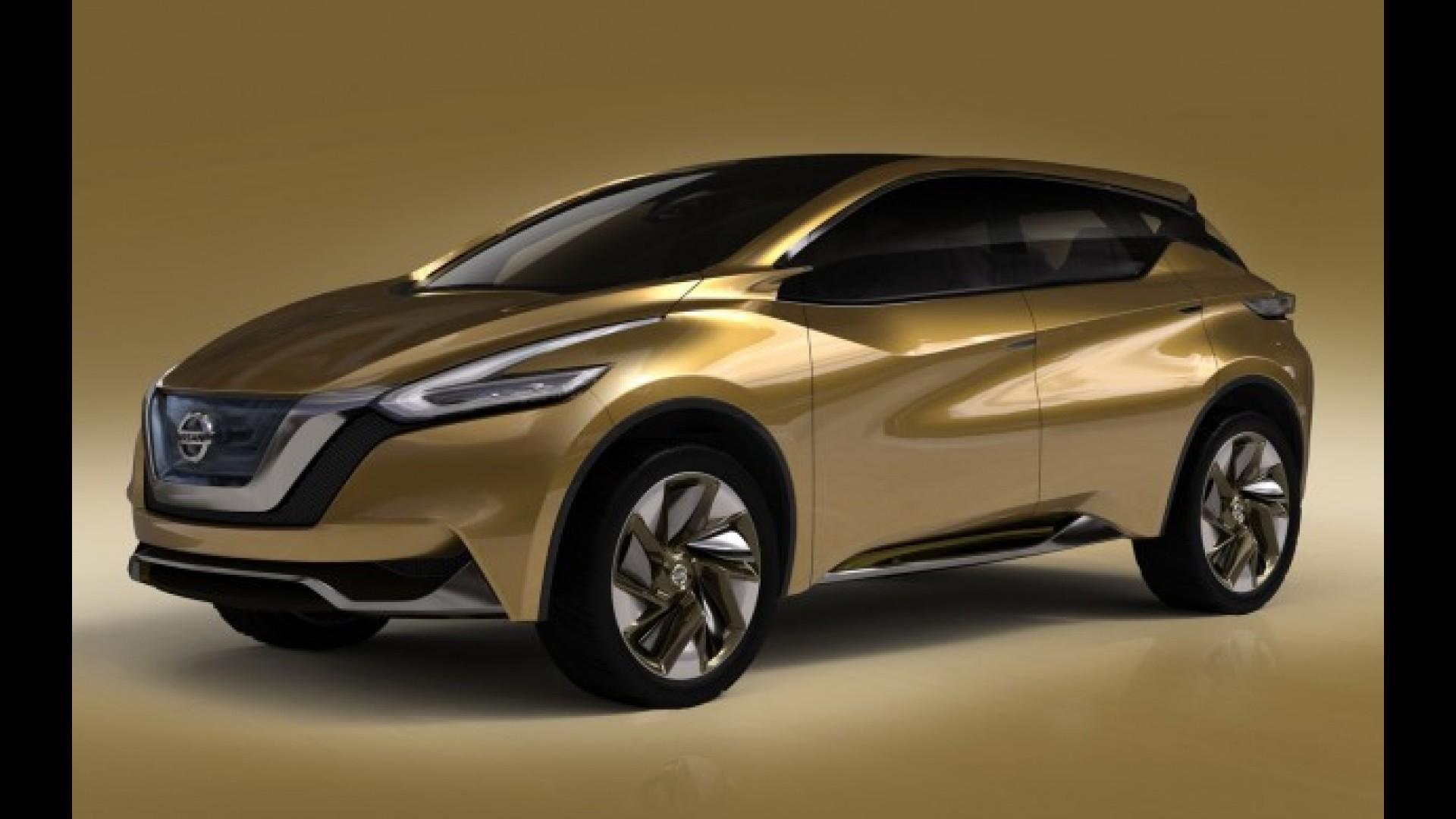 Nissan Resonance Concept
