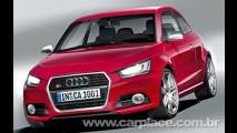 Novo Audi S1 2010 equipado com motor 1.4 de 200cv deve chegar em 2010