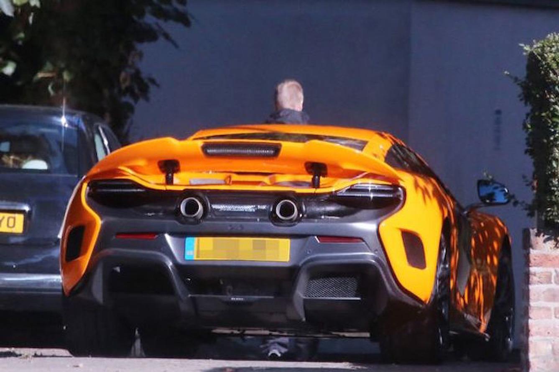 Did Jeremy Clarkson Just Splurge on a $350,000 McLaren?