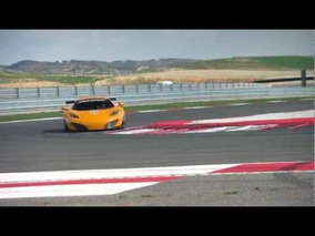 McLaren MP4-12C GT3 Circuit