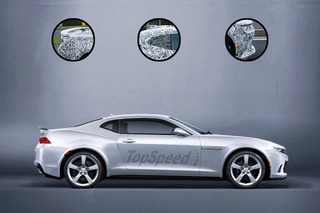 Could This Be the 2016 Chevrolet Camaro?