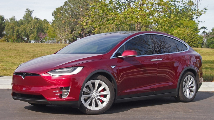 Tesla Model X deliveries start this month in Europe