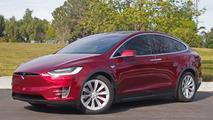 Tesla Model X crashes in Pennsylvania, no fatalities reported