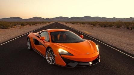 McLaren Sport Series enters pre-production [video]