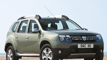 Dacia Duster receives new 1.6-liter Euro 6 engine