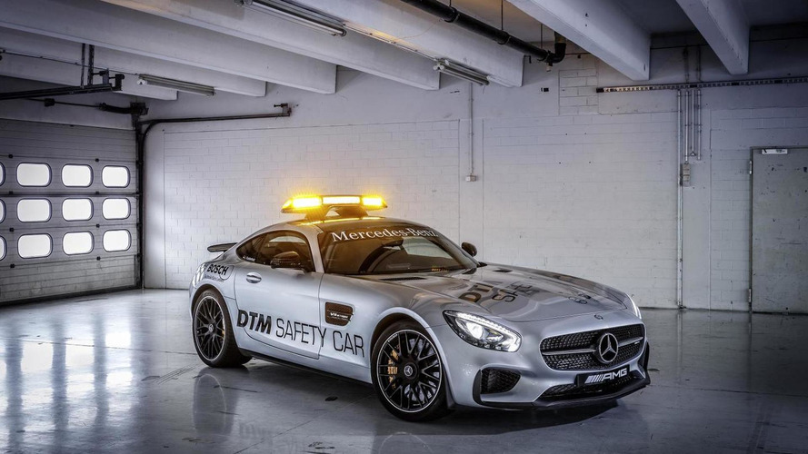 Mercedes-AMG GT S DTM safety car revealed