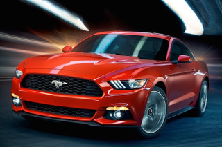 2015 Ford Mustang Gets 435HP V8, 310HP 4-Cylinder