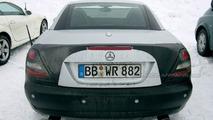 SPY PHOTOS: Mercedes CLS, SL and SLK Facelifts