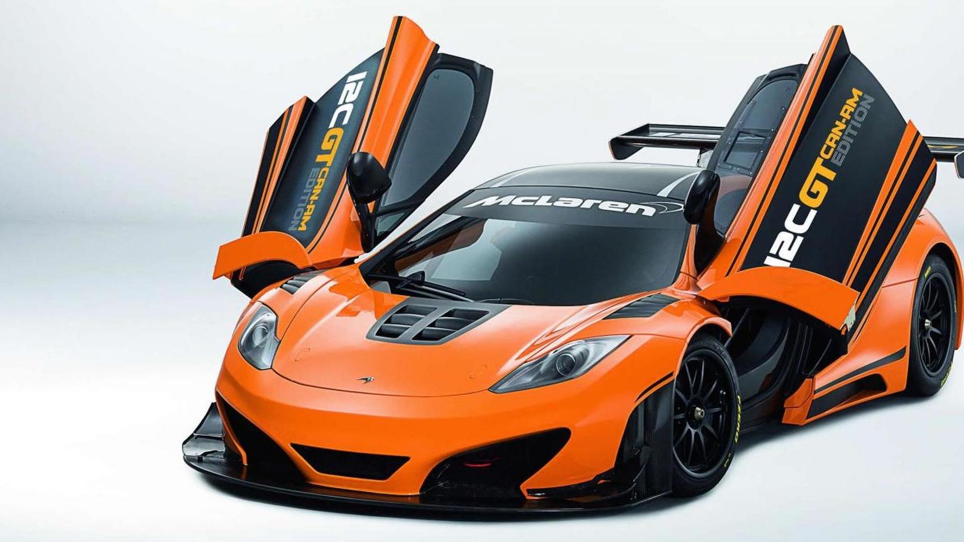 McLaren plotting hardcore 12C to rival Ferrari 458 Speciale - report