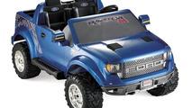Fisher-Price Power Wheels F-150 Raptor 24.12.2012