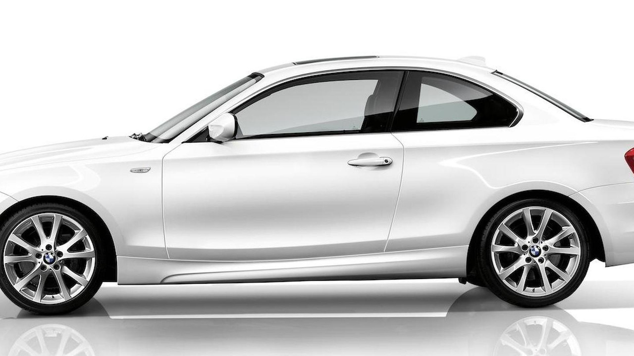 BMW 1-Series Coupe M Sport Limited Edition for Australia