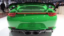 Porsche 911 Carrera 4S by TechArt at 2013 Geneva Motor Show