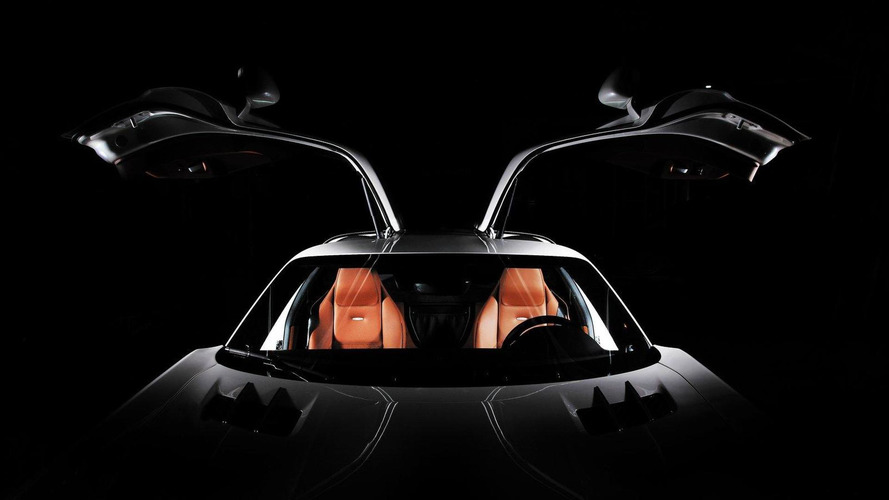 Mercedes-Benz SLS AMG with 623 PS by Inden Design