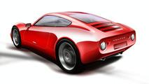 Melkus RS2000 design sketch