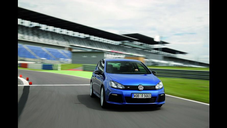 Alemanha: Mercedes é vice-líder em janeiro; VW mantém a ponta