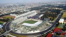 Ecclestone confirms Mexico set for F1 return