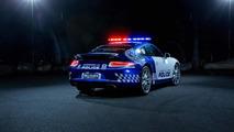 New South Wales police in Australia gets Porsche 911 Carrera