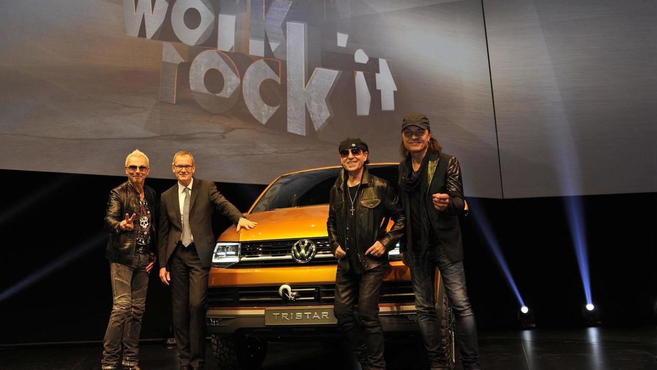 Volkswagen Tristar Concept