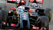 Grosjean still eyes move to top team