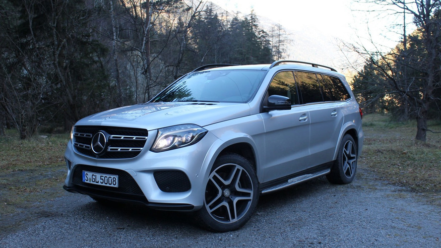 First Drive: 2017 Mercedes-Benz GLS
