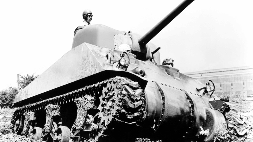 Chrysler highlights its involvement in World War II [video]