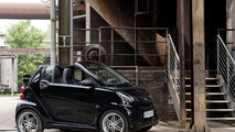 Smart ForTwo minor facelift revealed