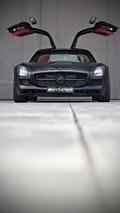 Mercedes SLS AMG Black Edition by Kicherer