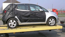 Kia Ceed Plus spy photo