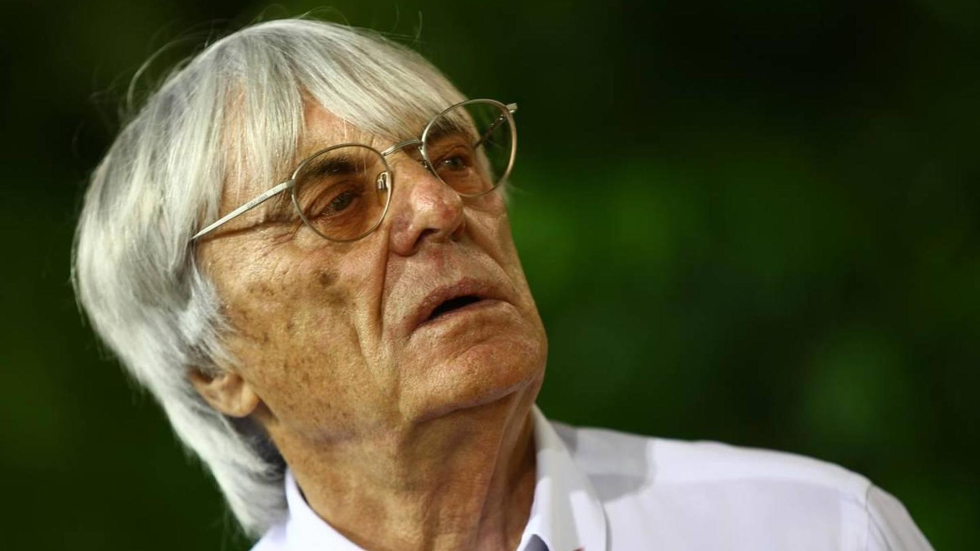 Ecclestone could face up to 10 years in prison in bribery affair